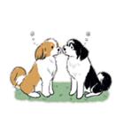 LUCY & PENELOPE (英語版)(個別スタンプ:31)