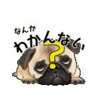 動くヨ! パグッちⅡ(個別スタンプ:22)