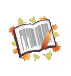9月10月 行事&日常で使える秋スタンプ(個別スタンプ:35)