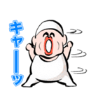 マカロニほうれん荘(個別スタンプ:02)