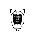 【動く】ハロウィン モンスターズ(個別スタンプ:02)