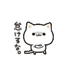 気づかいのできないネコ★ 動くスタンプ(個別スタンプ:23)