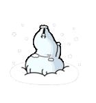 うさぎ100% 冬 2016(個別スタンプ:27)