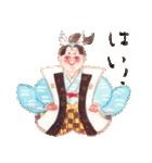 日本昔話すたんぷ(個別スタンプ:04)