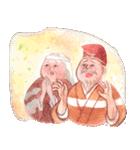 日本昔話すたんぷ(個別スタンプ:10)
