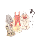 日本昔話すたんぷ(個別スタンプ:17)
