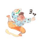 日本昔話すたんぷ(個別スタンプ:30)
