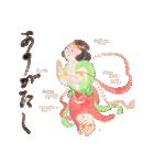 日本昔話すたんぷ(個別スタンプ:31)
