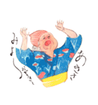 日本昔話すたんぷ(個別スタンプ:37)