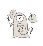 ぴよぴよ夫婦8 halloween /Xmas /年末年始(個別スタンプ:10)