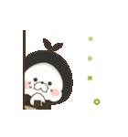 【デカ文字】使えるくまぽこズ(個別スタンプ:20)