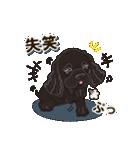気軽にアメコカ(ブラック) 行動編(個別スタンプ:18)