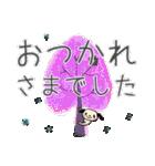 【日本語版】大人のゆるふわ敬語&わんこ♪(個別スタンプ:06)