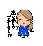 部活応援☆ママ(個別スタンプ:07)