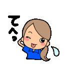 部活応援☆ママ(個別スタンプ:10)