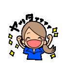 部活応援☆ママ(個別スタンプ:27)