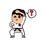 少林寺拳法(頑張れ娘ver.)(個別スタンプ:09)