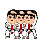 少林寺拳法(頑張れ娘ver.)(個別スタンプ:10)