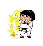 少林寺拳法(頑張れ娘ver.)(個別スタンプ:21)