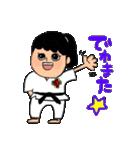 少林寺拳法(頑張れ娘ver.)(個別スタンプ:24)