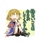 地霊殿スタンプ〜東方Project〜(個別スタンプ:05)
