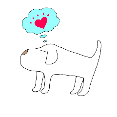 モカ犬スタンプ-7