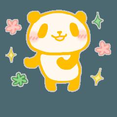 【幸せの黄色いパンダ~②】日常の挨拶など