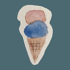 Yのアイスクリーム