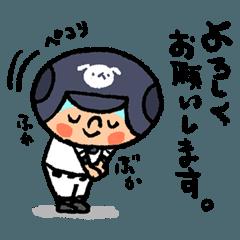 がんばれ!ベースボール 10 _会話