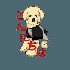リアル犬 トイプードルのムック