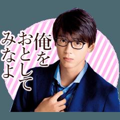 [LINEスタンプ] 映画「センセイ君主」 (1)