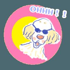 犬のセルちゃん!~暮らしスタンプ~