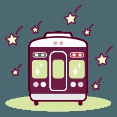 【公式】阪急電車グッズ「Hankyu Densha」4
