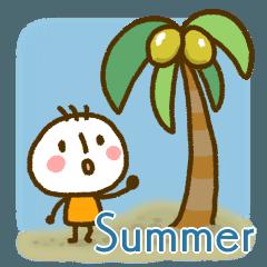 ある夏の日常・・・