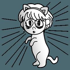ネコ になりたい。