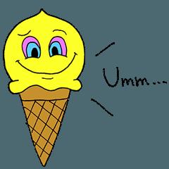 american ice cream!!