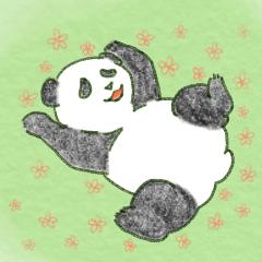 おちびパンダ