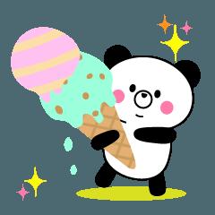 パンダのパンちゃん(よく使う言葉)