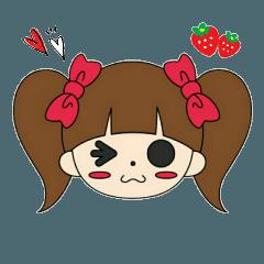 ラブリーいちごちゃん♥《もかちゃん編》♥