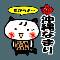 「沖縄なまり」のねこちゃん
