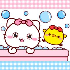 ロコとモコ2【返信便利セット】