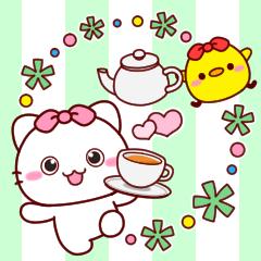 ロコとモコ3【グループトーク友達セット】