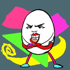 キモカワ卵