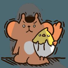 トリとリス4 - パニック劇場