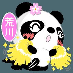 荒川専用 Missパンダ [ver.1]