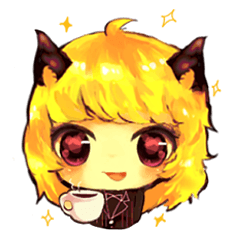 なのぷの猫耳少女