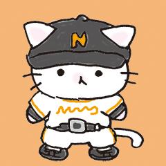 猫ピッチャーvol.2(再登板)