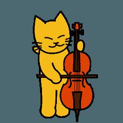日常会話と楽器