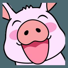 子豚のこぶ太 ドアップバージョン