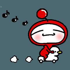 [LINEスタンプ] おとぼけ8匹の関西弁スタンプ3